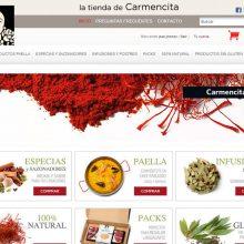 Tienda Online Carmencita