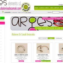 Tienda Virtual abaloriosdezamak.com