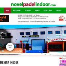 Novelpadelindoor.com